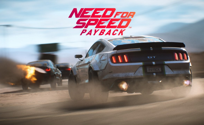 game racing Playstation 4