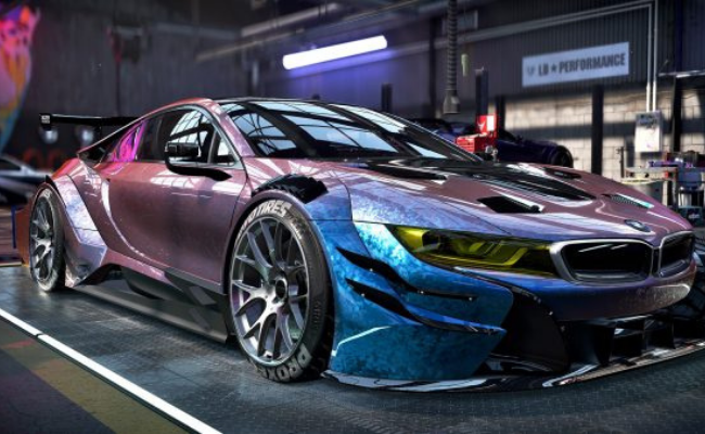 fitur Need for Speed