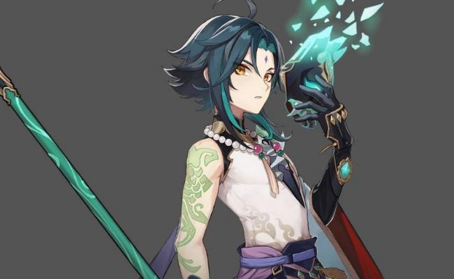 Karakter Xiao
