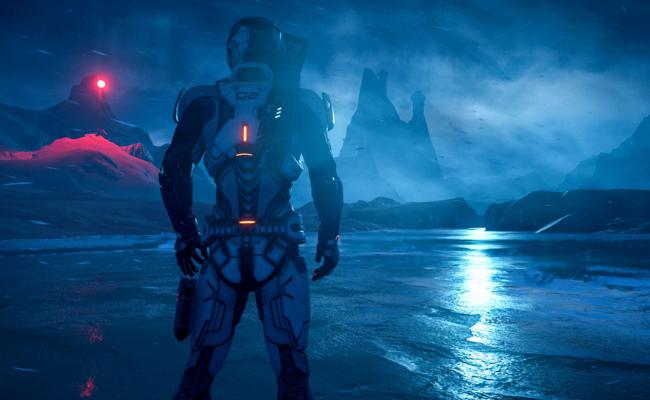 Detail Mass Effect