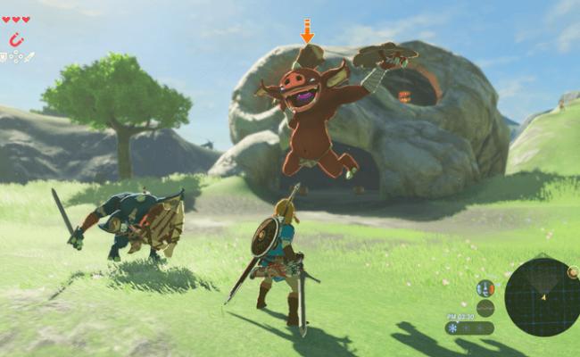 Review Legend of Zelda