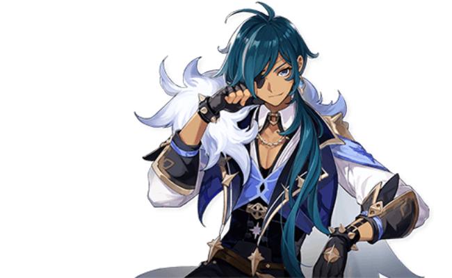 Karakter Genshin Impact