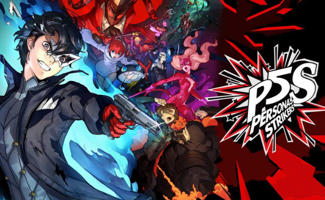 Review Persona 5 Strikes