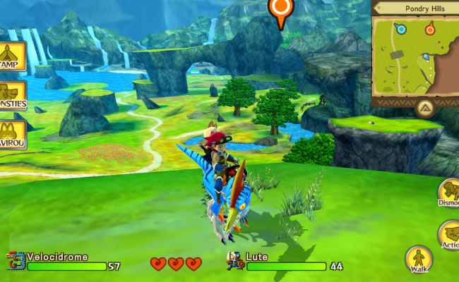Review Monster Hunter Stories