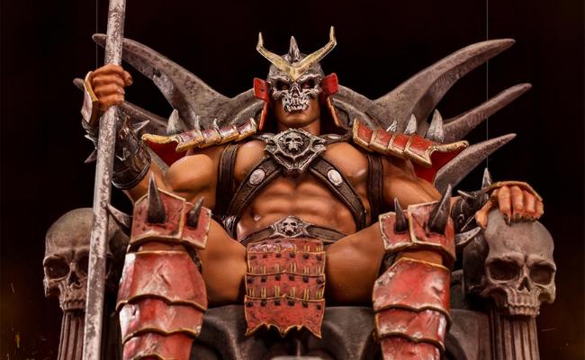 Karakter Terkuat Mortal Kombat
