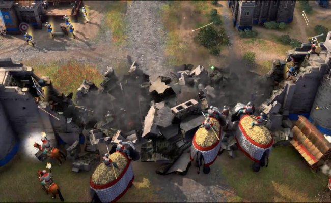 Poin Age of Empires