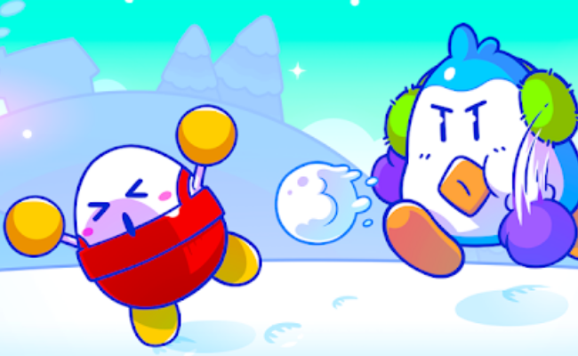 Game Snow Kids