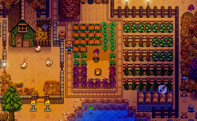 Review Stardew Valley