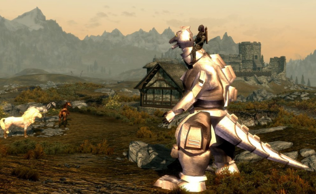 Perilisan-game-Skyrim